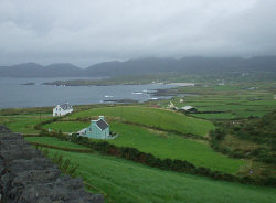 Anhilles sits at the tip of the Beara Peninsula