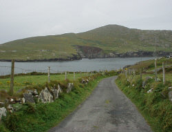 Road to Durnsey Island
