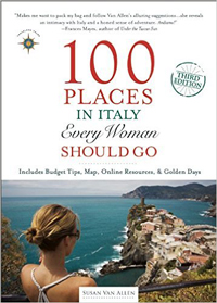 100 Places in Italy Every Woman Should Go, 3rd Edition