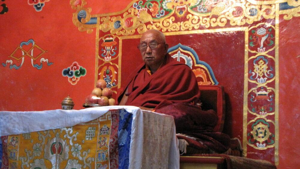 Abbot of Tengboche Monastery